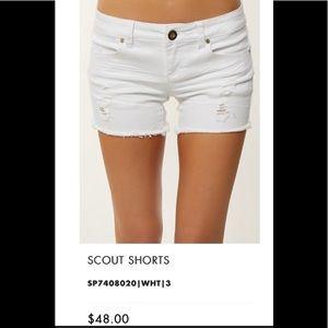 O'Neill Shorts - NWT O'Neill Scout shorts